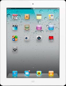 iPad 2, (Pulsa para ver a tamaño real)